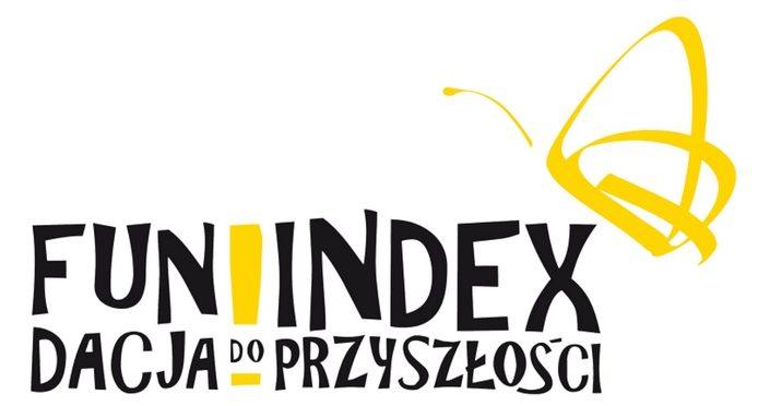 Logo Fundacji Index do Przyszłości