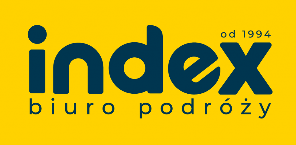 Logo Biura Podróży INDEX